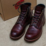 SOLD Red Wing Heritage Blacksmith 6-Inch Boots, 10.5D, Briar Oil-Slick Leather