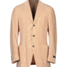 Canali new with tags corduroy jacket 40r tangerine