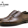 * DROP* John Lobb City II Brown Museum Calf 8EE