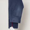 Jaggy Blue Distressed Cotton Slacks 33/33 NWT