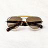 Oliver Peoples x Soloist Polarized Aviators