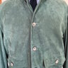 LORO PIANA MENS SUEDE BOMBER JACKET SOLD