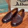 Alden Color 8 Pebble Grain Shell LHS 8D Van