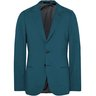 Paul Smith Soho-Fit Teal Cotton Cashmere Blazer IT48/US38