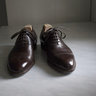 Saint Crispin's, brown oxford shoes, MTO, size 42EU, RRP 1950 e