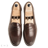 Meermin Expresso Brown loafers 8UK/9US