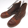 SOLD - BNIB Red Wing Shoes Iron Ranger 8085 Copper Rough & Tough Leather Boots - US 12 D
