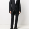 NWT TOM FORD O'CONNOR SOLID CHARCOAL SUIT 36R, 38R, 40R, 42R