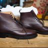 Rag & Bone x Grenson Brown Dodger Boot, 9.5 US
