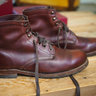 Wolverine 1000 Mile Boot, Horween Rust, 9.5