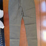 Epaulet Driggs Moss Washed Duck Canvas Trousers Size 34 - $100