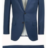 SuitSupply Hartford Suit, Super 150, Size 48S