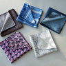 DUCHAMP pocket squares - NEW