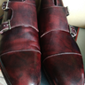 SOLD! Meermin MTO shoes Plum Museum UK8.5E