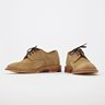 Trickers Gaucho Suede Tramping Shoes - Size 9UK