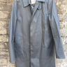 SOLD Mackintosh x Epaulet coat - Size 42 - $100