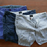 J. Crew Men's 7'' Inseam Stanton Shorts Bundle 29 Waist