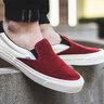 Vans OG Slip-On 59 LX - Suede Red Dahlia - Size 11 - $165 + shipping
