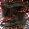 SOLD - NEW - R.M. Williams black chelsea boots size 12H