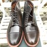 NOS!! Alden of Madison Cigar Shell cap toe boot 11D