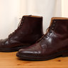FT: Peal & Co Shell Cordovan Boots
