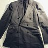 Ralph Lauren Purple Label Double Breasted Grey Suit Jacket UK/US46L