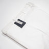 BNWT INCOTEX White Slim Fit Cotton Chinos Trousers Pants - Size 52