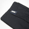 BNWT INCOTEX Dark Navy Flat Front Dress Pants Trousers - Slim Fit - Size 46