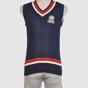 Franklin & Marshall Sweater vest | Styleforum