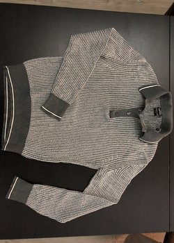 Tom Ford 52 Polo Sweater Cotton Silk