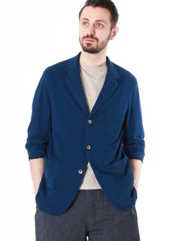 NWT 45RPM Indigo knit jacket Medium/4