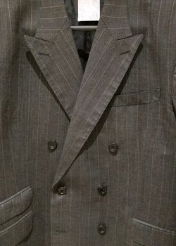 NWT Turnbull Asser DB jacket UK48/EU58 Made in UK Fox Brothers