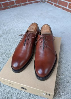 Rider Boot Wholecut Whiskey 9.5D