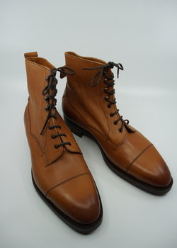 SALE 550€! New Edward Green Galway Chestnut Utah 10/10.5 82 E