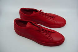 New in Box Common Projects Achilles Red EU 44 UK 9 US 10