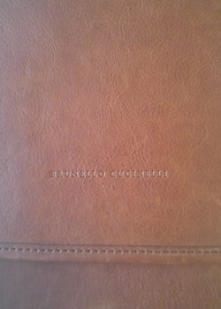SOLD    SOLD  NEW BRUNELLO CUCINELLI LEATHER BRIEFCASE/ATTACHE