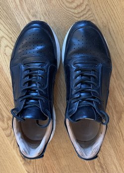 Butteries Vinci Leather Sneakers 41