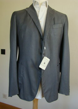 NWT Colombo 90% cashmere unstructured jacket Size 40 fits 42