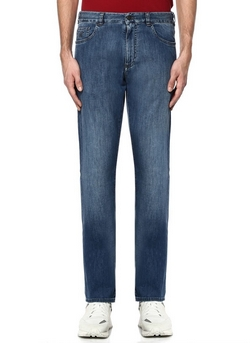 CANALI lightweight blue jeans - Size 32 US / 48 EU - NWT
