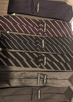 14 TOM FORD TIES: MR.PORTER Collection