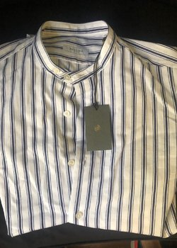 3x Boglioli casual button down shirts (all brand new with tags size 40 / 15.75)