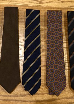 PRICE DROP - Quality Ties for Sale