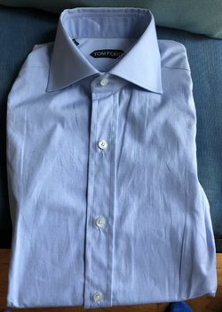 NWT Tom Ford Dress Shirts in Sizes 15 and 15.5 - Staples!