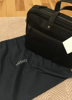 Mismo M/S Office Briefcase (black)