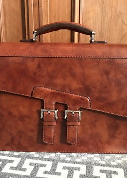 John Lobb W Monk William Briefcase Bag