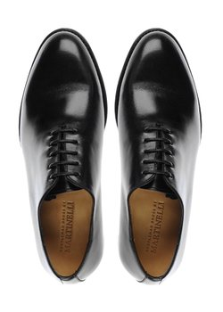 SOLD❗️MARTINELLI Wholecut Oxford Goodyear Welted Black Leather EU41/US8