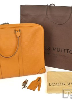 LOUIS VUITTON PDV Porte Documents Voyage Briefcase