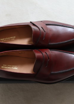 (Another Price Drop) New & Lingwood BNIB Loafers