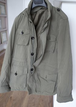 Suit Supply Chester Jacket olive green size 46