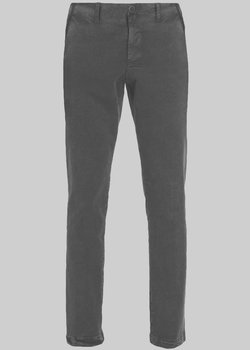 Transit Uomo Slim Tapered Stretch Cotton Pants Burgundy IT46/29-31